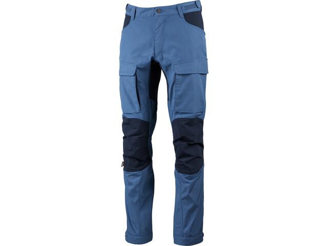Lundhags Authentic II Broek Heren, azure/deep blue